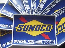 NASCAR SUNOCO Regional sticker Official Fuel Racing Sun Oil decal NHRA Indycar