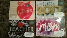 Starbucks 2017 Spring Gift Cards