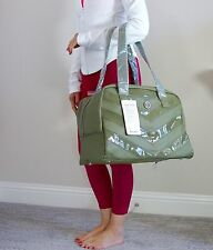 NWT Lululemon Urban Sanctuary Bag Fatigue Green
