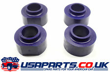"""POLY 2"""" INCH 5 CM LIFT KIT TWO LIFT SPACER SET Jeep Grand Cherokee ZJ I 93-98"""