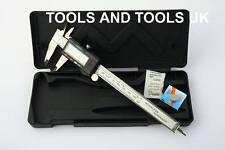 High Quality Digital Vernier Caliper Gauge Micrometer Electronic LCD With Case