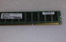 SMART  256MB DDR1 PC2700  DDR-333MHZ 32X8 9CHIPS 184PIN  ECC UBDIMM 15-9164-01