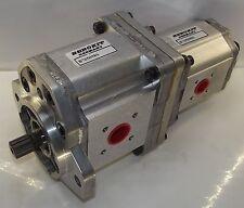 Fiat Hitachi EX165W Hydraulikpumpe ersetzt Bosch 0510765098