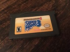 Super Mario Advance 4: Super Mario Bros. 3 -Nintendo Game Boy Advance GBA
