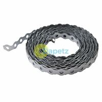 Galvanised Fixing Band Easy Twist Or Bent For Securing Supporting 12mm X 10M
