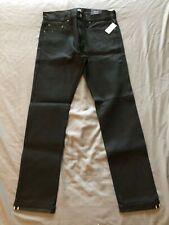 Gap Men's Kaihara Selvedge Slim Jeans SV3 Black Size 30x30 NWT