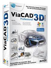 ViaCAD 2D/ 3D Version 9 Professional WIN / MAC Pro deutsch Download ESD Version