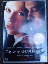 Girl With A Pearl Earring [2004] [DVD], Good Used DVD, Joanna Scanlan, Colin Fir