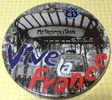 Vive la France CD Brisa Entertainment Featuring Original French Recordings