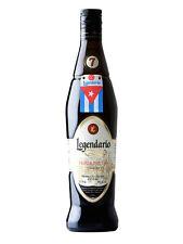 Rum LEGENDARIO ELIXIR DE CUBA CL. 70 Ron Artigianale Canna Zucchero Rhum 7 Anni