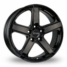 "18"" BLACK VIPER ALLOY WHEELS FITS FORD TRANSIT CUSTOM SPORT TOURNEO 5X160"