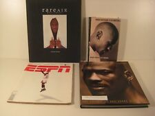 Michael Jordan Book Lot