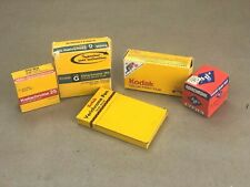 """Vintage Film 35mm 126mm, 8mm, Super 8mm & Film Pack-UNEXPOSED-Sold """"AS-IS"""""""
