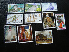 ROYAUME-UNI - timbre yt n° 508 509 511 a 513 542 a 545 547  n**  (A19) stamp