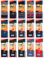 Sock Shop Heat Holders - Mens Warm Winter Thermal Socks Size 6-11 uk. 39-45 eu