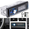 1DIN Car Radio FM AM RDS Audio MP3 Player Support USB TF Bluetooth Built-in DAB+