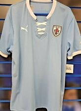 URUGUAY HOME SHIRT IN X X LARGE ONLY £20.00