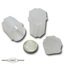 10 - Guardhouse Large Dollar Coin Tubes - Each Holds 20 Coins