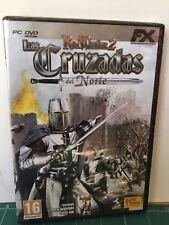 REAL WARFARE 2 LAS CRUZADAS DEL NORTE JUEGO PARA PC DVD EN ESPAÑOL FX VER FOTO
