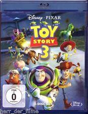 TOY STORY 3 (Walt Disney, Pixar) 2 Blu-ray Discs