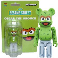 Medicom Be@rbrick Bearbrick Sesame Street Oscar the Grouch 100% Figure
