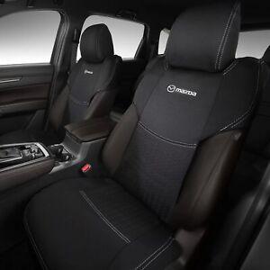 New Genuine Mazda CX-8 KG CX-9 TC Front Seat Cover Set of 2 Neoprene KG11ACSCF