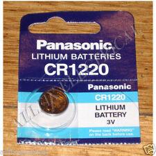 Single CR1220 3Volt Lithium Battery