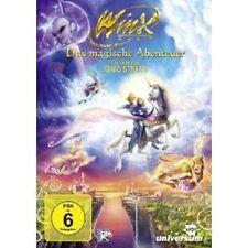 WINX CLUB - DAS MAGISCHE ABENTEUER DVD NEU