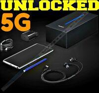 Samsung Galaxy NOTE 10 PLUS N976V 256GB BLACK (VERIZON UNLOCKED) ❖O/B❖ (5G)