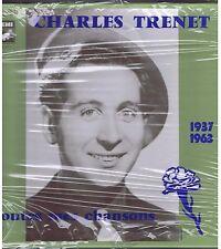 COFFRET BOX 13 LPs (NEUF) CHARLES TRENET 1937 / 1963 TOUTES MES CHANSONS