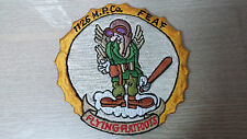 Korean War USAF 1126 MP Co. FEAF FLYING FLATFOOTS  REPRO PATCH US Military Army