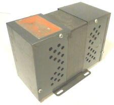 Working Sola Constant Voltage Transformer Harmonic Neutralized Cvs 2313 060 2
