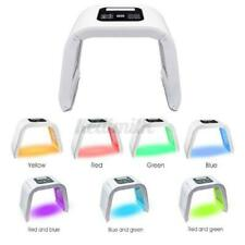 7 Color LED Light Therapy Skin Rejuvenation PDT Anti-aging Beauty Facial