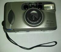 Vintage Nikon camera One Touch AF film 35mm Zoom Lens 38-70 mm