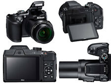 Nikon COOLPIX B500 16.0MP Digital Camera - Black  (Latest Model)  A