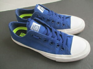Converse All Star Chuck Taylor II Shoes with Lunarlon Men's 5.5 M, Women's 7.5 M