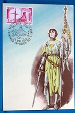 JEANNE D ARC   FRANCE CPA Carte Postale Maximum  Yt  2051 C