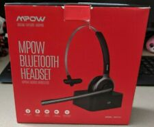 Mpow Bluetooth Headset BH231A (Black)