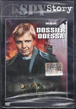 Dvd video **DOSSIER ODESSA**  nuovo sigillato 1974
