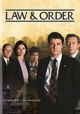 Law & Order - The Fourth Year (DVD, 2014, 6-Disc Set)