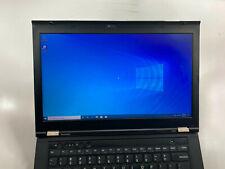 "Lenovo ThinkPad T430 Intel i7-3520M 2.9 GHz 8GB RAM 500GB HDD 14"" Win10 MR20-14"
