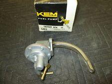 KEM Fuel Pump Datsun 510 521 1968 - 73 1600 1800 510 Eng J NOS 1202 Rebuildable