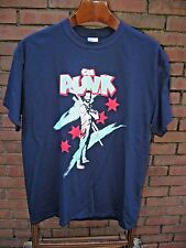 CM Punk WWE T Shirt Size LARGE 100% Cotton Graphic Wrestling ROH AWESOME