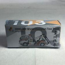 1/76 TINY DIE-CAST 103 - Hino300 World Champion Tow Truck Version 2 ATC64425