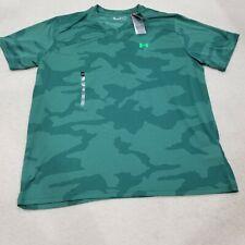NWT UNDER ARMOUR Camo Designs T-Shirt Mens Size 3XL Loose Excellent