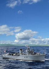 LIMITED EDITION ART HMS CLARBESTON 25