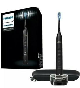 Philips Sonicare DiamondClean 9000 Black - Electric Toothbrush,  2020 Edition