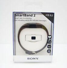 Sony Smartband 2 Swr12 Heart Rate Monitor Activity Tracker