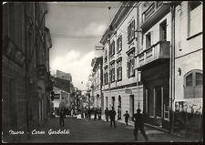 cartolina NUORO corso Garibaldi