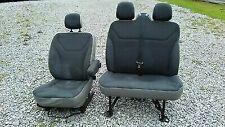 Vauxhall vivaro/ renualt trafic/nissan primstar, front van seats